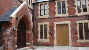 The outside of Toynbee Hall