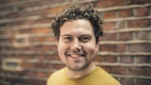 Headshot of Chris Parker, London Plus Trustee