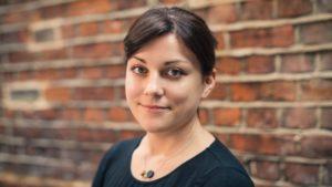Headshot of Dr Natasha Codiroli-Mcmaster, data and intelligence coordinator at London Plus