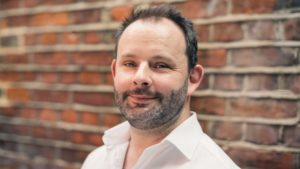 Headshot of Shaun Delaney, Vice Chair of Board of Trustees at London Plus