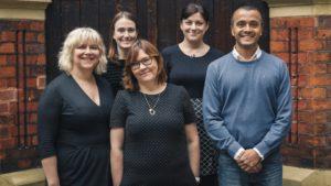 London Plus's team