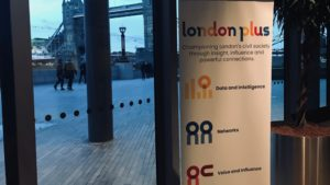 London Plus launch at city hall