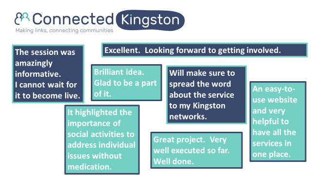 Connected Kingston Champions