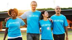 London Plus looks into whether volunteers in london reflect the diversity of the city.
