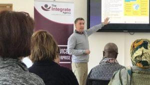 Integrates Keep Lambeth Safe Training Session