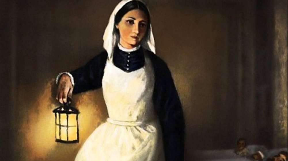 Florence Nightingale was not just a famous nurse but also a statistician