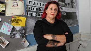 Dr Lisa McKenzie, a working class academic