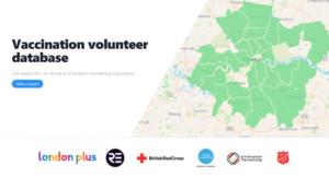 The vaccination volunteer database